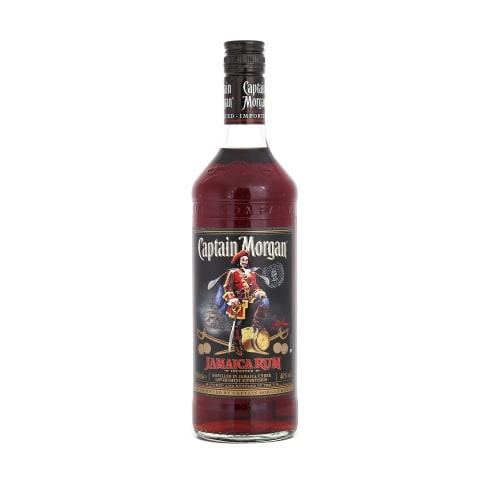 Rums Captain Morgan Black Label 40% 0,7l