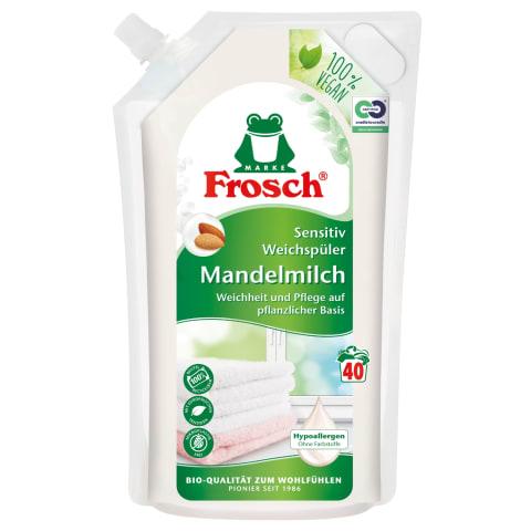 Veļas mazg.līdz. mandeļu pienu FROSCH,1l