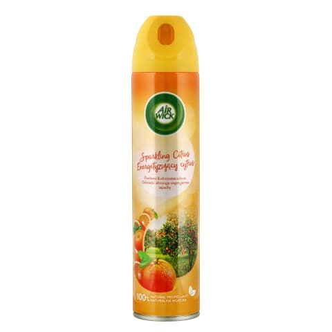 Gaisa atsv. Air Wick Sparkling Citrus 240ml