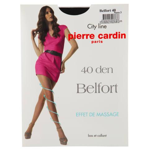 Moterų pėdkelnės PC Belfort 40d nero 3