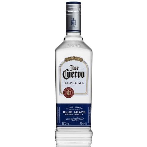 Tekila Jose Cuervo Especial Silver 38% 0,7l