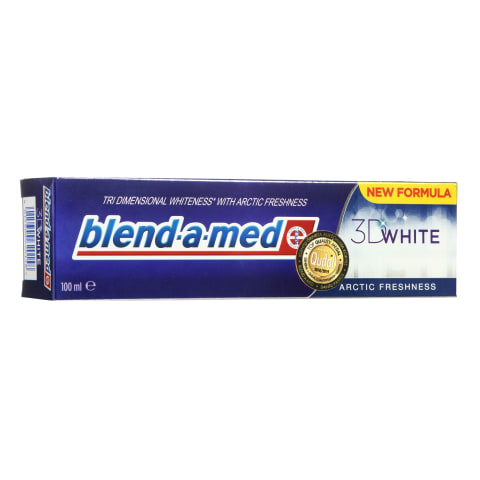 Zobu p. Blendamed 3D White Arctic Fresh 100ml
