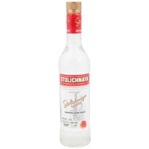 Degvīns Stolichnaya 40% 0,5l