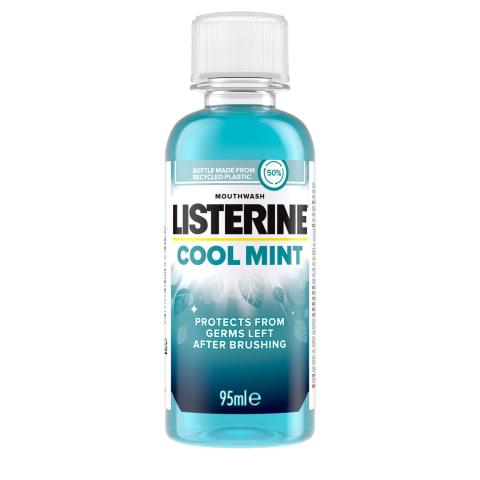 Suuvesi Listerine cool.mint. 95 ml