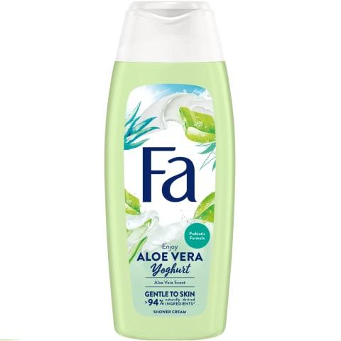 Dušigeel Fa jogurti-aaloe 400 ml