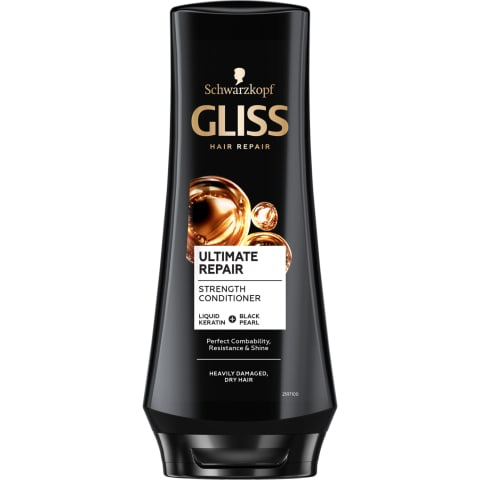 Pl. balzamas GLISS KUR ULTIMATE REPAIR, 200ml