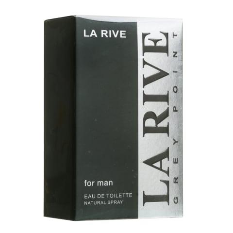 Tualet. vanduo vyr., LA RIVE GREY POINT, 90ml