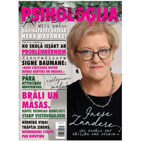 Žurnāls Annas Psiholoģija