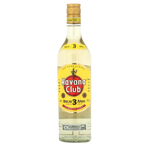 Rums Havana Club Anejo 3 40% 0,7l