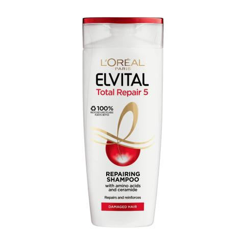 Šampūns Elvital total repair 400ml