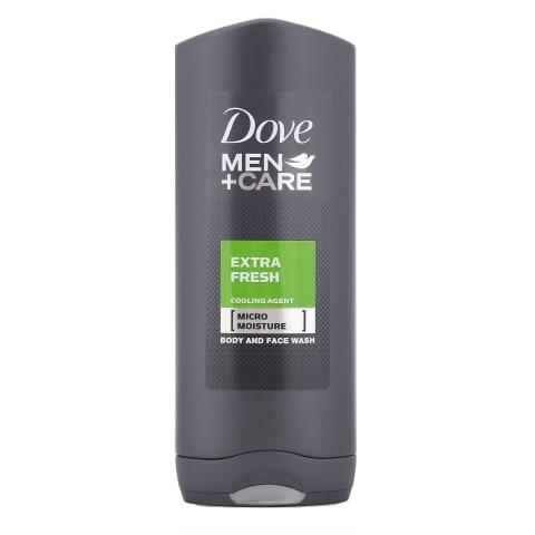 Dusigeel Dove Extra Fresh meestele 400ml