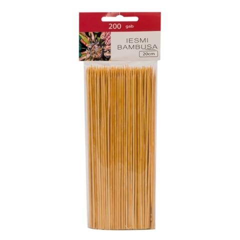 Bambusa iesmi Duni 20cm 200 gabali