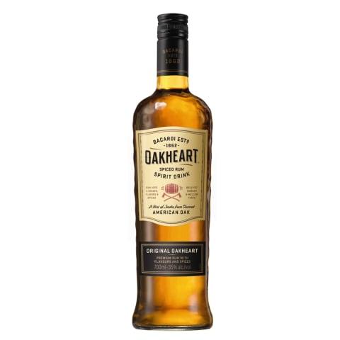 Alk. dzēr. Oakheart Original Spiced 35% 0,7l