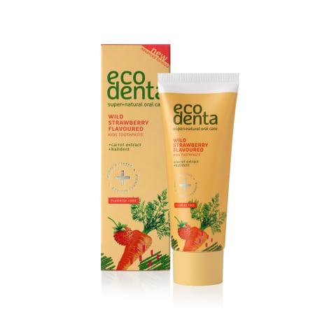 Hambapasta Ecodenta maas.porg. 75 ml