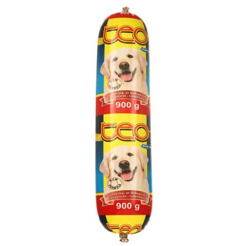 Dešra šunims su jautiena TEO, 900g