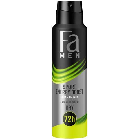 Dezodorants Fa Men Extreme Energy Boost 150ml
