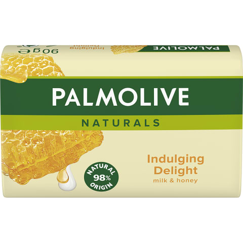 Muilas PALMOLIVE MILK & HONEY, 90 g