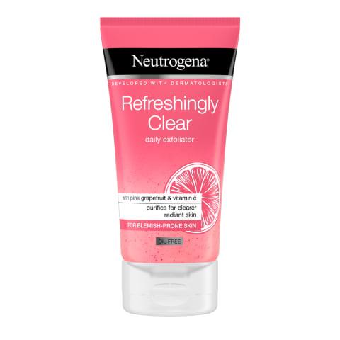 Skrubis Neutrogena V/CL Pink Grapefr. 150ml