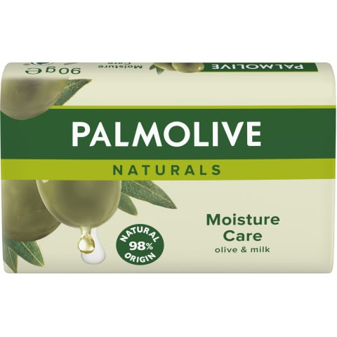 Gabaliņziepes Palmolive olive milk 90g