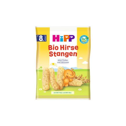 Ekologiški kukurūzai HIPP, 8 mėn., 30g