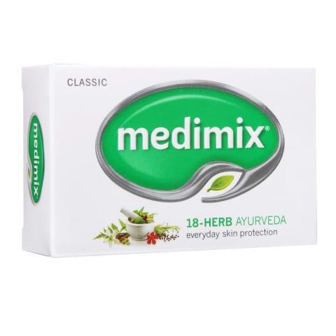 18 vaistažolių muilas MEDIMIX, 75g