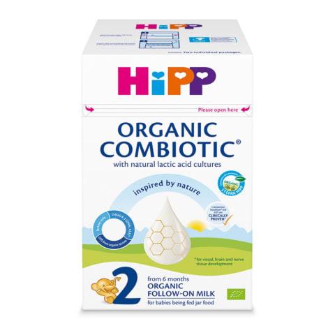 Combiotic2 piena maisījums HIPP BIO,800g