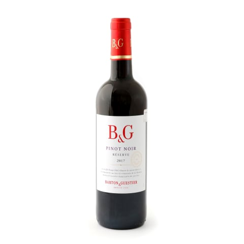 S.v. B&G Pinot Noir Res.11,5% 0,75l