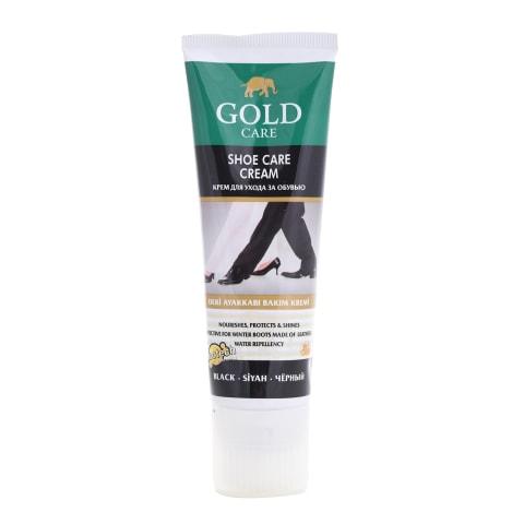 Batų tepalas (juodas) GOLD CARE, 80ml