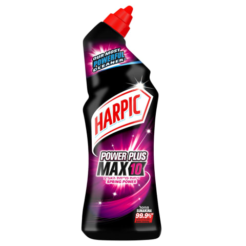 Tīrīš. līdz. Harpic Power Plus Spring 750ml