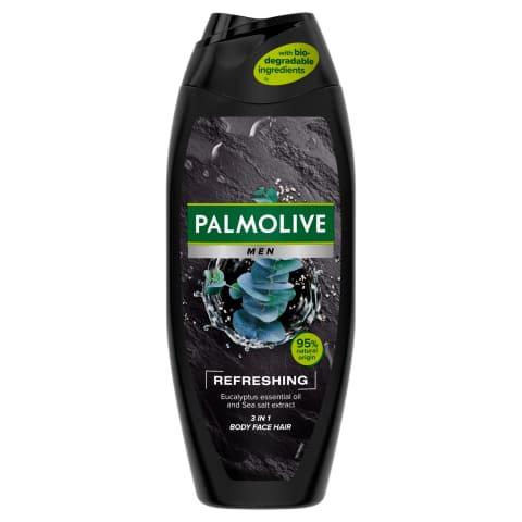 Dušas žel. Palmolive For Men Refreshing 500ml