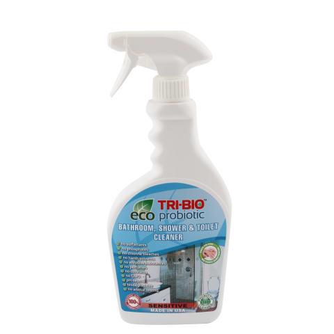 Tīr.līdz. vannas istabai Tri-bio 420ml