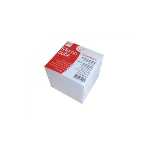 Piezimju papīra kubs 9x9cm,