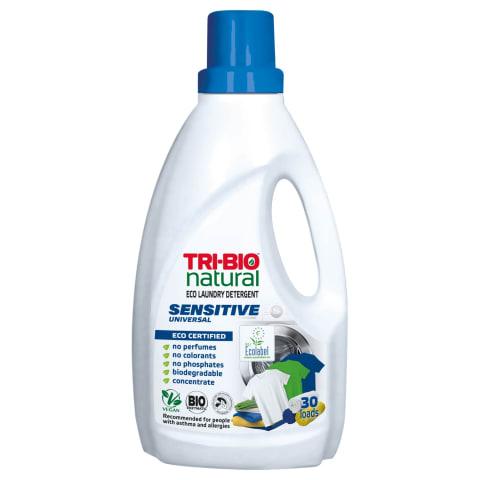 Veļas mazgāšanas līdzeklis Tri-Bio 1.42l