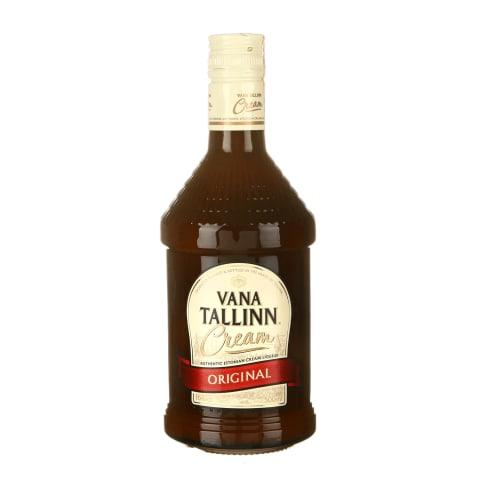 Liker.VANA TALLINN Cream, 16 %, 0,5 l