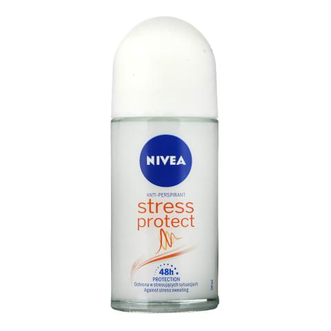 Dezodorants siev. Nivea Stress Protect rullv.