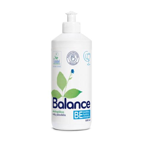 Ekologiškas indų ploviklis BALANCE, 500 ml