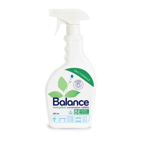 Ekologiškas paviršių valiklis BALANCE, 500ml