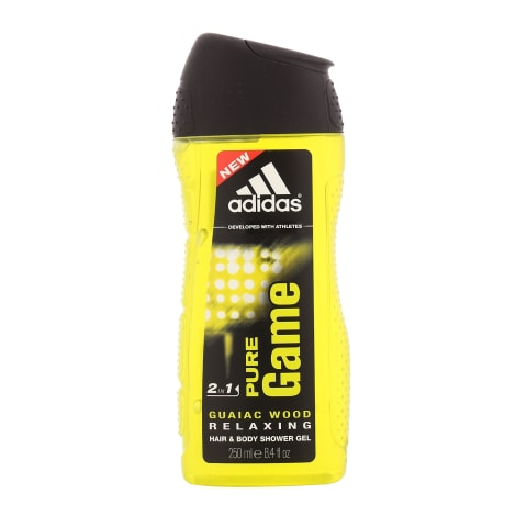 Dušas želeja Adidas Pure Game vīriešu 250ml