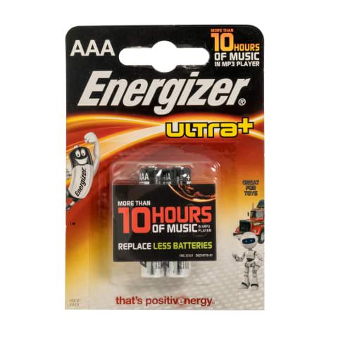 Baterijas Energizer MAX LR03 AAA x 2