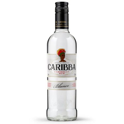 Rums Caribba Blanco 37,5%  0,7l