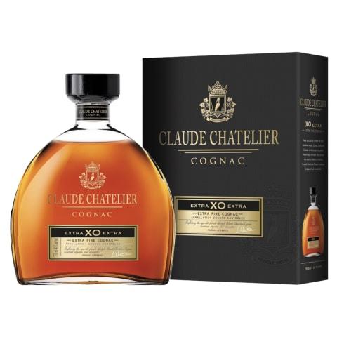 Cognac Claude Chatelier XO 40% 0,7l