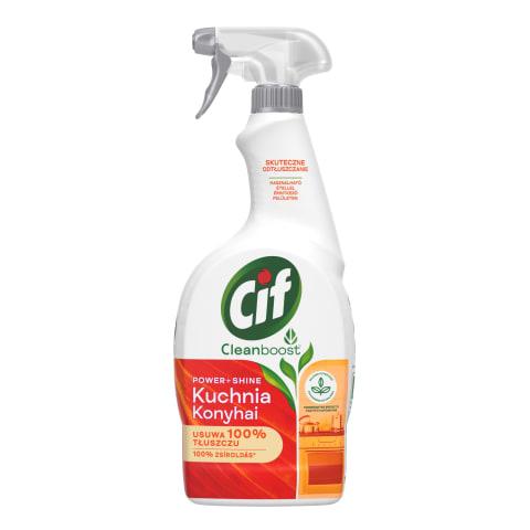 Riebalų dėmių valiklis CIF, 750 ml