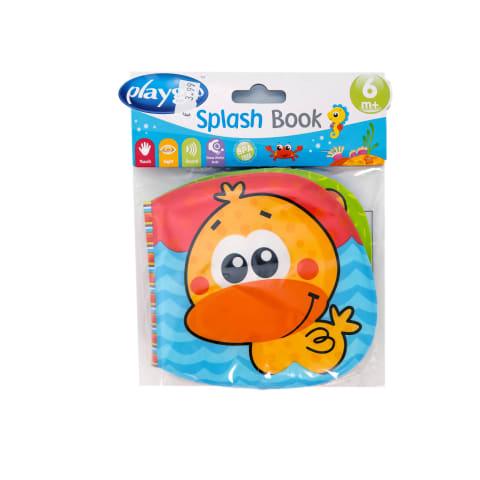 R/l vannas grāmatiņa - pastaiga Playgro