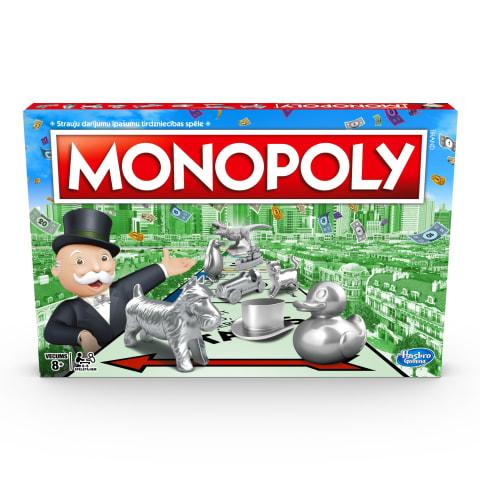 R/l spēle monopols Hasbro LV