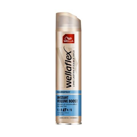 Juukselakk Wellaflex volume boost 250ml