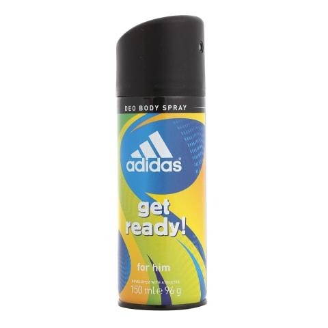Deodorant Adidas Get Ready men 150ml