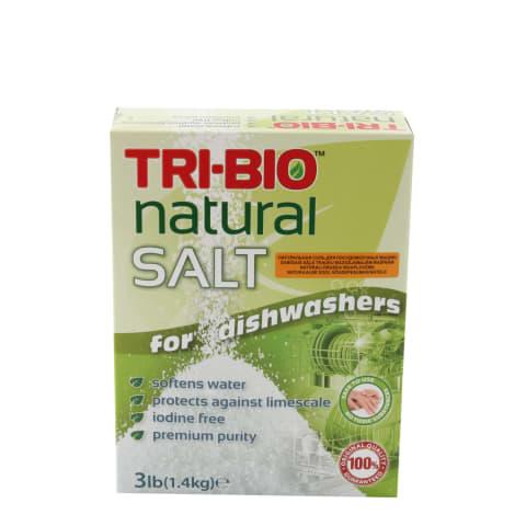 Ekologiška druska indaplovėms TRI-BIO, 1,4kg