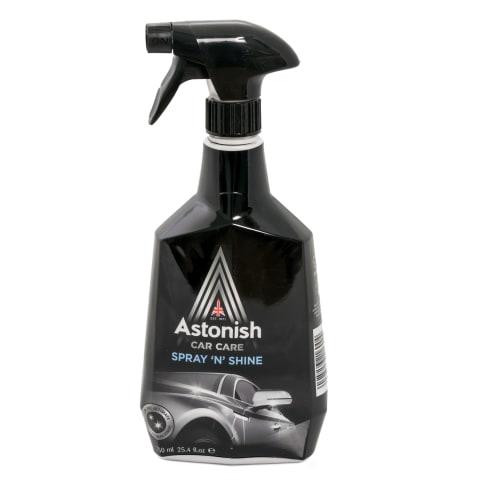Kėb.blizg.priem. ASTONISH Spray`N`Shine,750ml