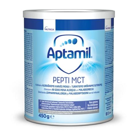Piena mais. Aptamil pretalerģ. no dzim.  450g