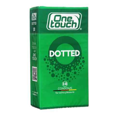Prezervatīvi One Touch Dotted 12 gab.